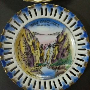 Small Collectable Plate